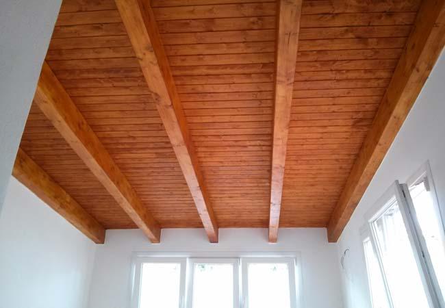 Techos para pergolas de madera free pergolas en fachadas - Tejados para pergolas ...