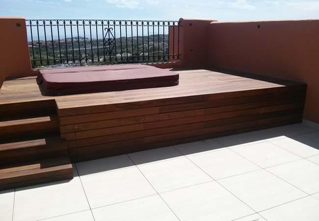 Pergolas And Roofs Wooden Pergolas And Glass Malaga Marbella